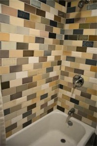 #2 shower